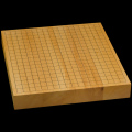 国産本榧卓上碁盤 2寸1分(ハギ盤) gt20044