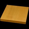 【おまかせ】本榧卓上碁盤 1.5寸(ハギ盤・特上)