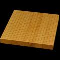 【おまかせ】本榧卓上碁盤 1.5寸(ハギ盤・極上)