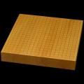 【おまかせ】本榧卓上碁盤 2寸(ハギ盤・特上)