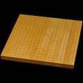 【おまかせ】本榧卓上碁盤 1寸(ハギ盤 上)