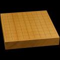 本榧卓上将棋盤 1寸8分(一枚板・天柾) sb10225