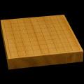 本榧卓上将棋盤 1寸8分(一枚板) sb10227