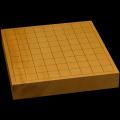 本榧卓上将棋盤 1寸8分(一枚板・天柾) sb10228