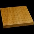 本榧卓上将棋盤 1寸2分(一枚板・追柾) sb10238
