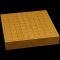 本榧卓上将棋盤 1寸9分(一枚板・天柾) sb10243