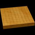 本榧卓上将棋盤 1寸4分(一枚板・追柾) sb10244