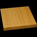 本榧卓上将棋盤 1寸2分(一枚板・木裏) sb10252