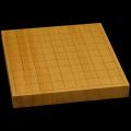 本榧卓上将棋盤 1寸4分(一枚板・天地柾) sb10254