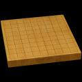 本榧卓上将棋盤 1寸2分(一枚板・天地柾) sb10259
