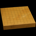 本榧卓上将棋盤 1寸6分(一枚板・天地柾) sb10260