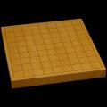 本榧卓上将棋盤 1寸1分(一枚板・天柾) sb10269