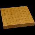 本榧卓上将棋盤 1寸4分(一枚板・天柾) sb10271