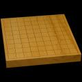 本榧卓上将棋盤 1寸3分(一枚板・木裏) sb10272