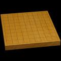 本榧卓上将棋盤 1寸1分(一枚板) sb10277