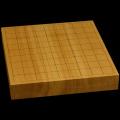 本榧卓上将棋盤 1寸8分(一枚板・天地柾) sb10279