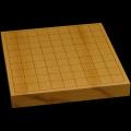 本榧卓上将棋盤 1寸4分(一枚板・天地柾) sb10299
