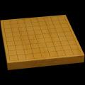 本榧卓上将棋盤 1寸3分(一枚板・天柾) sb10300