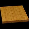 本榧卓上将棋盤 1寸1分(一枚板)