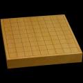 本榧卓上将棋盤 1寸6分(一枚板・追柾) sb10302