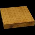 本榧卓上将棋盤 1寸9分(一枚板・杢) sb10318