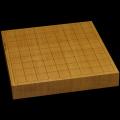 本榧卓上将棋盤 1寸7分(一枚板・天地柾) sb10333