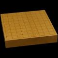 本榧卓上将棋盤 1寸8分(一枚板・追柾) sb10334