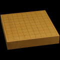 本榧卓上将棋盤 1寸8分(一枚板・天地柾) sb10336