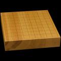 本榧卓上将棋盤 2寸2分(一枚板・天柾) sb20443
