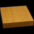 本榧卓上将棋盤 2寸1分(一枚板・追柾) sb20454