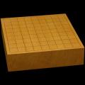 本榧卓上将棋盤 2寸8分(一枚板・天柾) sb20457