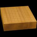 本榧卓上将棋盤 2寸8分(一枚板・天柾) sb20458
