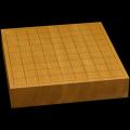 本榧卓上将棋盤 2寸1分(一枚板・天柾) sb20460