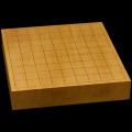 本榧卓上将棋盤 2寸1分(一枚板・天柾) sb20467