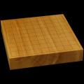 本榧卓上将棋盤 2寸(一枚板・天柾) sb20468