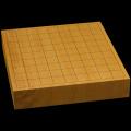 本榧卓上将棋盤 2寸1分(一枚板・天柾) sb20469