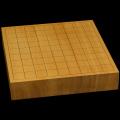 本榧卓上将棋盤 2寸1分(一枚板・天地柾) sb20470