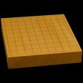本榧卓上将棋盤 2寸(一枚板・追柾) sb20472