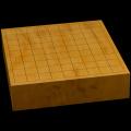 本榧卓上将棋盤 2寸7分(一枚板・天地柾) sb20473