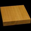 本榧卓上将棋盤 2寸(一枚板・天柾) sb20478