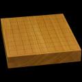 本榧卓上将棋盤 2寸(一枚板・木裏) sb20483