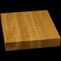本榧卓上将棋盤 2寸(一枚板・天地柾) sb20487