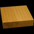 本榧卓上将棋盤 2寸5分(一枚板・天地柾) sb20493