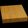 本榧卓上将棋盤 2寸1分(一枚板・天地柾) sb20495