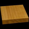 本榧卓上将棋盤 2寸1分(一枚板・追柾) sb20520