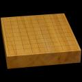 本榧卓上将棋盤 2寸2分(一枚板・天柾) sb20522