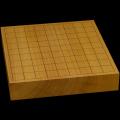 本榧卓上将棋盤 2寸1分(一枚板・天柾) sb20545