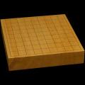 本榧卓上将棋盤 2寸2分(一枚板・天柾) sb20548