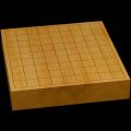 本榧卓上将棋盤 2寸2分(一枚板・天柾) sb20549