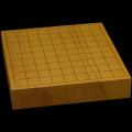 本榧卓上将棋盤 2寸1分(一枚板・天柾) sb20561